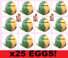 ROBLOX - ADOPT ME - x25 LEGENDARY FOSSIL EGGS  - LIMITED FAST DELIVERY - x25 EGG