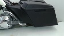 """97-2008 6"""" Inch Stretched Side Covers For Touring Baggers"""