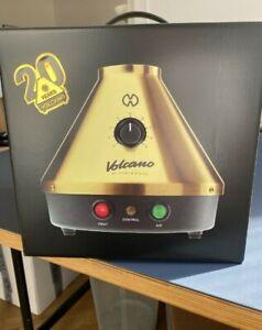 VOLCANO Classic Tisch Vaporizer GOLD EDITION 2020 Storz & Bickel NEU!