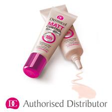 DERMACOL MATT CONTROL Long-Lasting Mattifying Make-up Base 20ml Primer AUTHENTIC