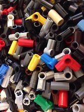 Lot Of 100 Random Lego Connectors / Elbows / Mixed / Technic Legos / Robot / SW