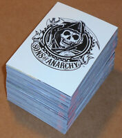 Sons of Anarchy Seasons 1-3 ~ 100-CARD BASE SET (Cryptozoic, 2014)