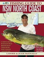 NEW Fishing Guide to NSW North Coast By Julie McEnally Paperback Free Shipping