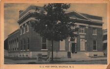 NJ - 1930's United States Post Office in Millville, New Jersey