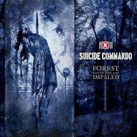 SUICIDE COMMANDO - FOREST OF THE IMPALED (DIGIPAK 2CD)  2 CD NEW