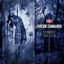 SUICIDE COMMANDO - FOREST OF THE IMPALED (DIGIPAK 2CD)  2 CD NEW+