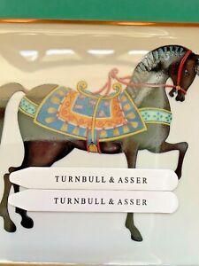 BNWT Turnbull & Asser Collar Stays / Collar Stiffeners