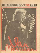 MAGAZINE OOR 1974 nr. 08 - VAN MORRISON/YES/GENTLE GIANT/ALEX HARVEY/CCC INC.