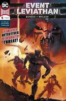 Event Leviathan #1 DC Universe 1st Print 2019 unread NM Bendis DC Crossover