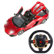 1/14 RC Racer 2.4G Remote Control Three Open Turbo Convertible Car Kids Toy Gift