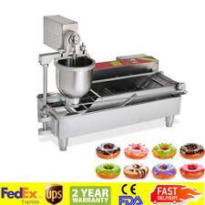2019 New Donut Maker Making Machine Golden Donuts Mini Donuts Wider Oil Tank Ce