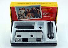193681 Kodak Pocket Instamatic 10 Camera in Box As-Is