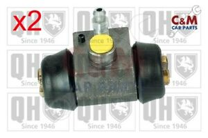 Rear Brake Wheel Cylinder Pair for JENSEN HEALEY from 1972 to 1975 - QH