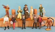 11 x Schleich & LGB G Scale Models Passengers and Lineside Figures/Workers etc