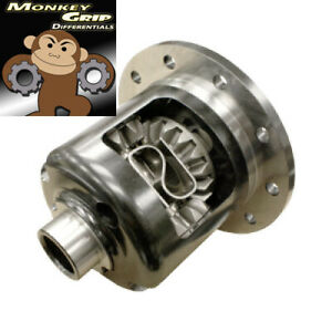 MONKEY GRIP POSI LIMITED-SLIP DIFFERENTIAL - GM 10 BOLT 8.5 - 30 SPLINE