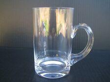 Tiffany & Co. Crystal Beer Mug