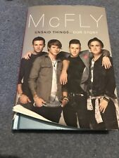 McFly - Unsaid Things...Our Story by Danny Jones, Harry Judd, Tom Fletcher,...
