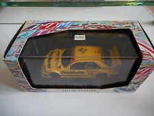 Minichamps Mercedes AMG C180 Klasse 1 DTM '94 Thiim in Yellow on 1:43 in Box