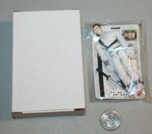 2005 Gi Joe Post Entfernt Storm Shadow Entlarvt Hasbro 3.75 Feile Card &