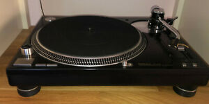 Technics SL 1210 M5G/Feickert DFA 105/WSS Goldline KS30 High-End-Plattenspieler