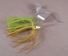 Bass Fishing Lure DR Custom 1/4 oz. Buzz Bait, Spinnerbait