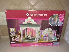Mega Blocks American Girl Isabelle's Ballet Recital Set / Dance Studio New!