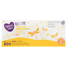 Parent's Choice Fresh Scent Baby Wipes 800 Count