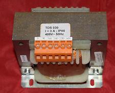 Systemair TDS 030A5, 5-stuf. Transformator (240)