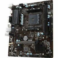 MSI A320M PRO-VH PLUS AMD Socket AM4 AMD AAMD Athlon AMD Ryzen DDR4-SDRAM