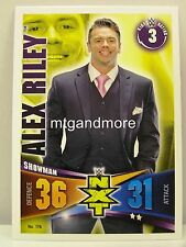 Slam Attax Rivals - #176 Alex Riley
