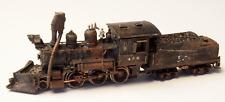 Nn3 Scale Steam Locomotive C&S Mogul #9 2-6-0 METAL KIT powered by Marklin Z