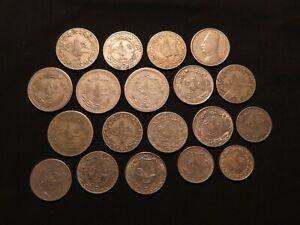 Collection of 35x Ottoman Empire Coins