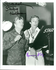 Sterling Holloway & Nancy Kulp (Vintage) signed photo COA