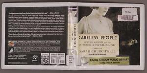 careless People by Sarah Churchwell (2014,Unabridged,CD)