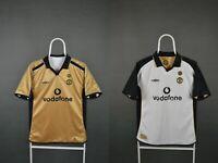 MANCHESTER UNITED Umbro Centenary / Away / Third Shirt 2001/2002 Sz Boys Large
