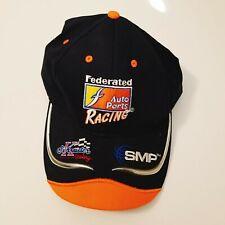 Federated Auto Parts Racing K Schrader Adjustable Baseball cap Hat