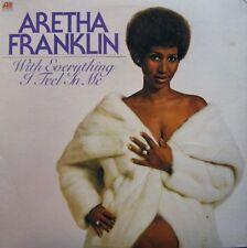 Atlantic LP Vinyl Records Aretha Franklin