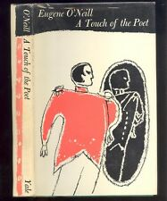 A Touch of the Poet. by Eugene O'Neill.N.Y.1957. First Edition in D/J.Vintage