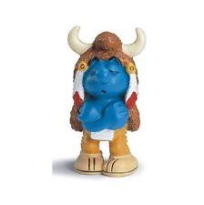 Les Schtroumpfs figurine Schtroumpf Guérisseur 5,5 cm Smurfs Medecine Man 205543