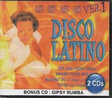 Disco Latino - Various Artists (1999 Double CD Album)