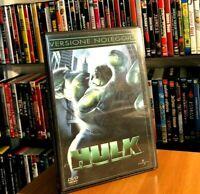 HULK (2003) Eric Bana Jennifer Connelly Ang Lee Marvel DVD