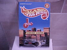 Hot Wheels Special Edition Jiffy Lube Scorchin Scooter