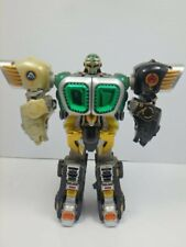 Bandai Power Rangers Wild Force Konga Zord Deluxe Megazord Complete Set