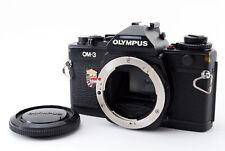 [Exc+5] Olympus OM-3 35mm SLR Film Camera Body From JAPAN