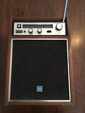 Vintage Toshiba Solid State Transistor Radio TSS AC 885 AM/FM Tested Working