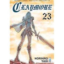CLAYMORE 23 - MANGA STAR COMICS - NUOVO Chiedi per tutti i numeri!