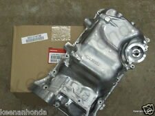 Genuine OEM Honda Civic Oil Pan 2006 - 2015 Excludes Hybrid Si and Natural Gas