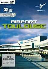 X-Plane 10 - Airport Toulouse (Add-On) - [PC-DVD]---Neu und OVP