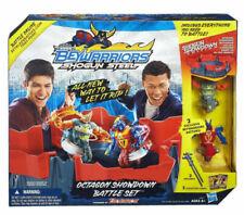 Hasbro BeyWarriors SHOGUN Steel c++Showdown Battle Set Beyblade d07