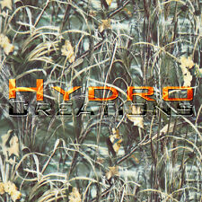 "HYDROGRAPHIC FILM HYDRO DIPPING WATER TRANSFER FILM MARSH MAX CAMO - 19"" x 38.5"""
